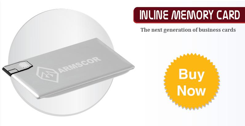 Inline-Memory-Card